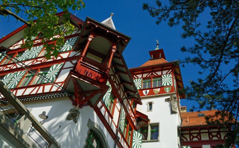 Literatursommerabend in St. Gallen